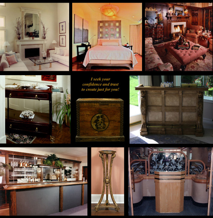 Handcrafted Furniture for Residential, Commercial, Hospitality